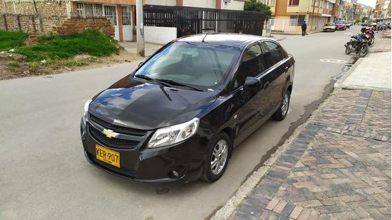 Chevrolet Sail 1.4 Ltz 2013