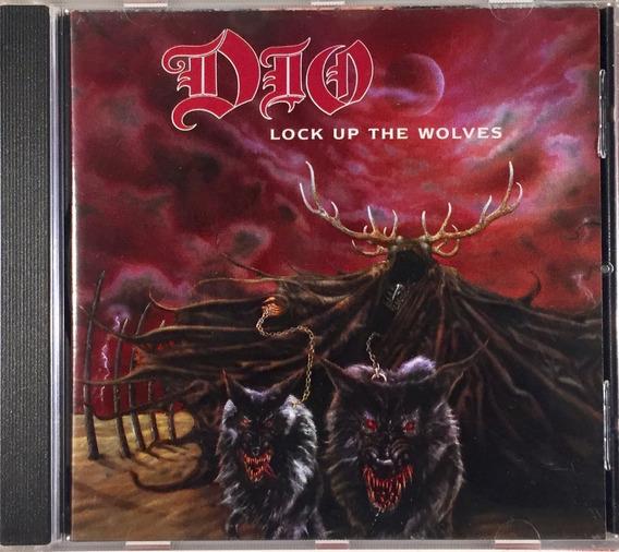 Dio - Lock Up The Wolves - Cd Importado England Lacrado