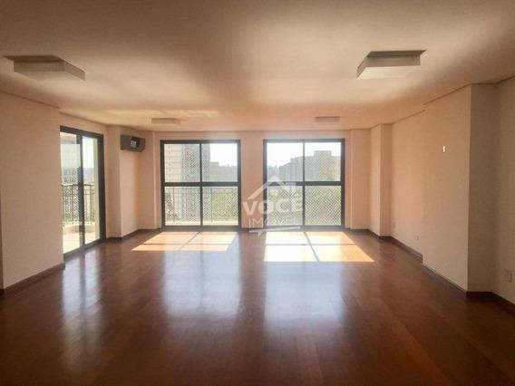 Apartamento Com 4 Dormitórios Para Alugar, 370 M² Santo Amaro - São Paulo/sp - Ap0039