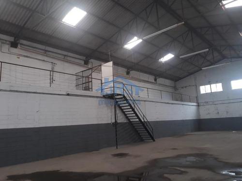 Galpão Para Alugar, 540 M² Por R$ 9.000,00/mês - Chácaras Marco - Barueri/sp - Ga0190