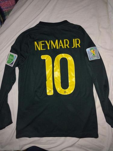 Camiseta Brasil Original 2014 Talla M