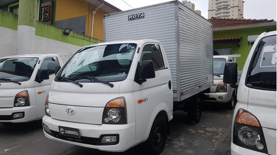 Hyundai Hr Baú Com Porta Lateral 2014