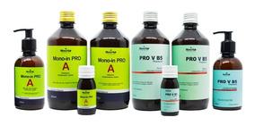 Kit Monovin A + Kit Pro V B5 Original (08 Itens) + Brinde