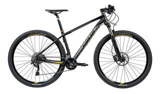 Bicicleta Mtb Caloi Blackburn Aro 29 - 17 - 20 Vel - Preto