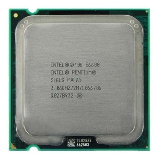Processador Intel Pentium Dual Core E6600 3.06ghz Lga775