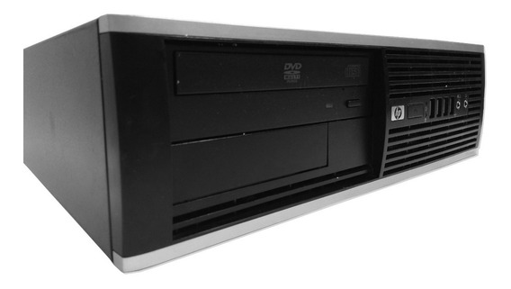 Desktop Hp 8000 Elite Hd: 160gb Ram: 4gb Core 2 Duo