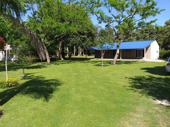 Casa Quinta O Vivienda Permanente En Venta Verónica 6700 M2