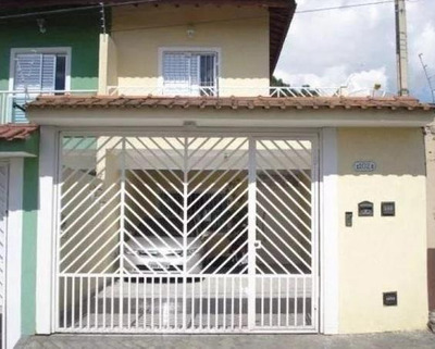 Sobrado Residencial À Venda, Tucuruvi, São Paulo. - So0722
