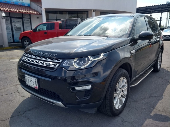 Land Rover Discovery Sport 2.0 Hse Luxury At 2016