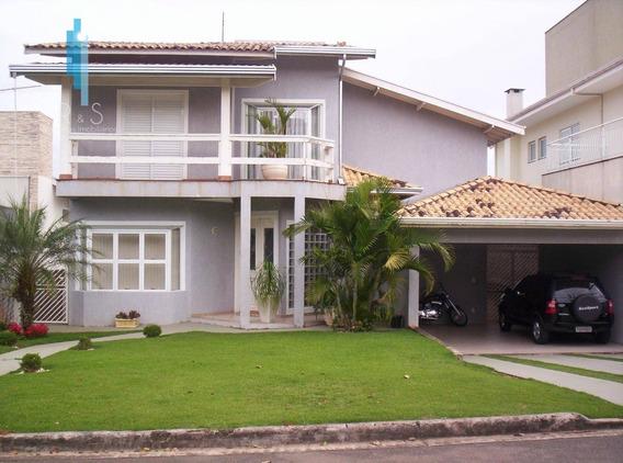 Casa Com 3 Dormitórios À Venda, 354 M² Por R$ 1.300.000,00 - Condomínio Alpes De Vinhedo - Vinhedo/sp - Ca0298
