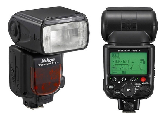 Flash Nikon Sb-910 Af Speedlight I-ttl