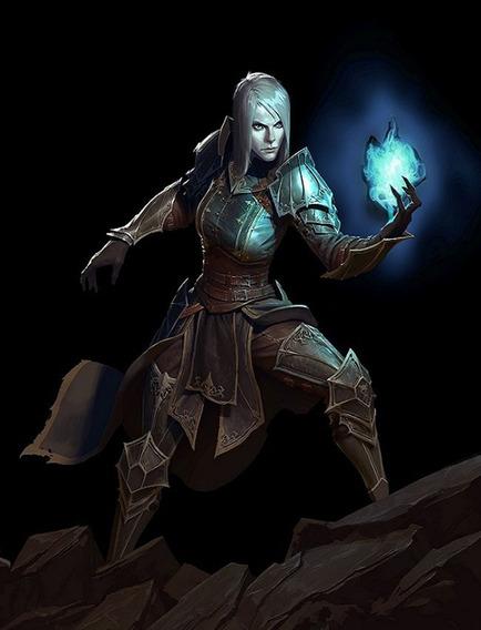 Diablo 3 Necromancer Dlc Pc - Blizzard Key (envio Flash)