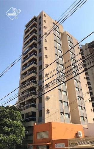 Apartamento Com 1 Dormitório Para Alugar, 54 M². - Higienópolis - Ribeirão Preto/sp - Ap3151