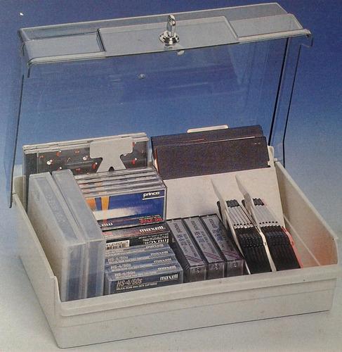 Imagen 1 de 7 de Caja Organizadora Para Computación U Otros