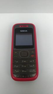 Nokia 1208 Lanterninha Desbloqueado Celular Bom De Sinal