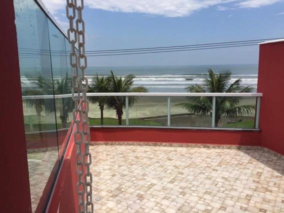 Sobrados Triplex - Frente Ao Mar - Florida - Praia Grande - 1256