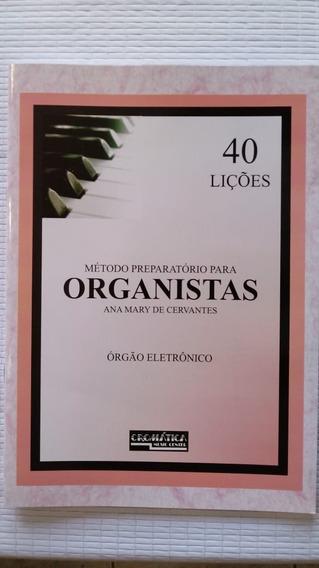 Metodo Preparatorio Para Organista