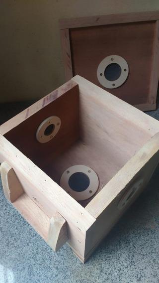 Boca De Sapo Caixa Com Ventilação