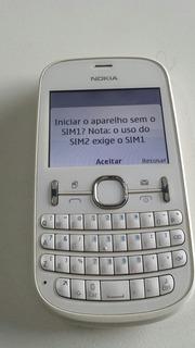 Nokia Ascha 200 Em Bom Estado