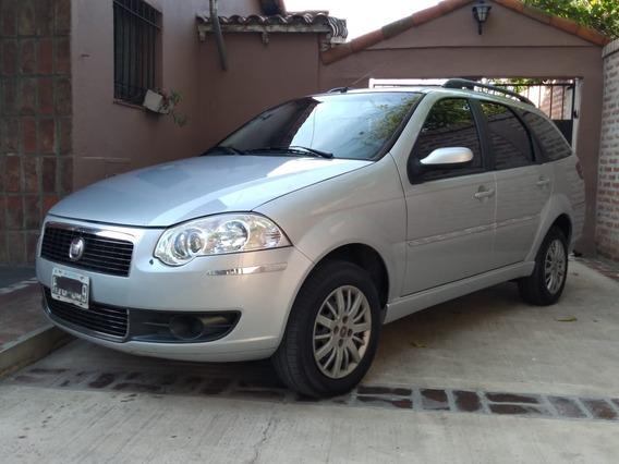 Fiat Palio Weekend 2009