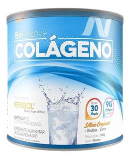 Colágeno Verisol Berenove 300g - Nutrends - Biotina + Vit C
