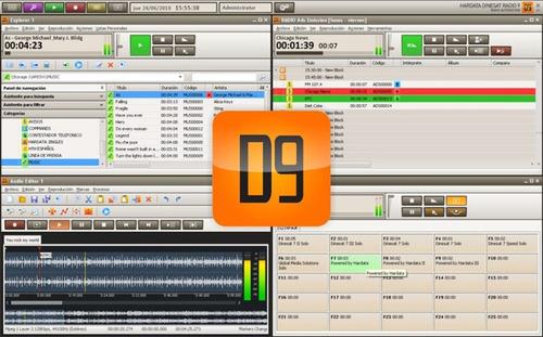 Hardata Dinesat Radio 9 Windows 7/10 64 Bits