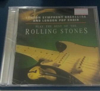 Cd London Symphony Orchetra - The Best Of The Rolling Stones