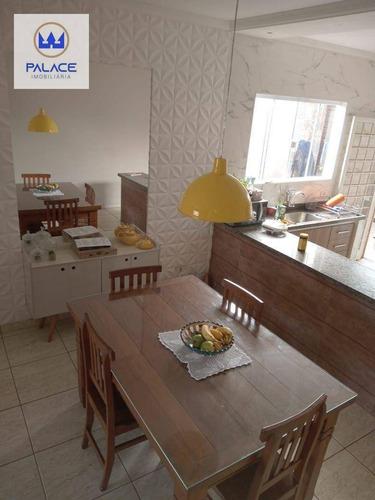 Imagem 1 de 15 de Casa Com 2 Dormitórios À Venda, 120 M² Por R$ 300.000 - Jardim Ibirapuera - Piracicaba/sp - Ca1056