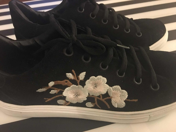 Zapatillas Prüne Negras