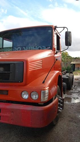 Imagem 1 de 8 de Mercedes-benz L 1620