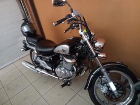 Moto Gz150 Jacket Cuero, Camara, Rodilleras, Capas, 2 Cascos