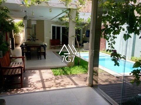 Casa Em Condomínio À Venda Na Cidade Jardim - Cc00091 - 32304895