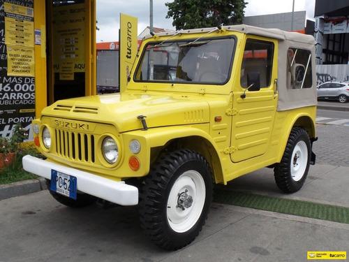 Suzuki Lj 80 Mt 4x4 1981