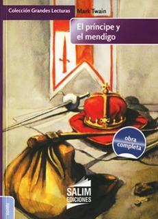 El Principe Y El Mendigo Mark Twain Libro Nuevo + Envio Dia