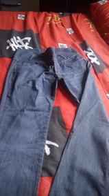 Calça Jeans Sawary Azul 2 Usada Tamanho 48 Levanta Bumbum