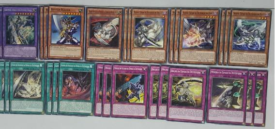 Base Set Buster Blader / Lâmina Notável Set Deck Yugioh!