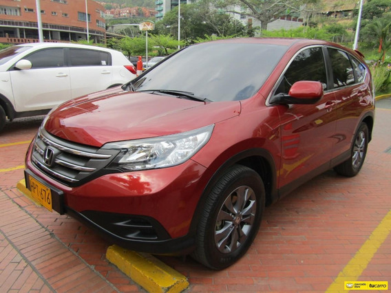 Honda Cr V 2wd Lx At 2.4
