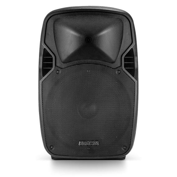 Caixa Amplificada Multiuso Pw400 400w Bluetooth Usb Frahm