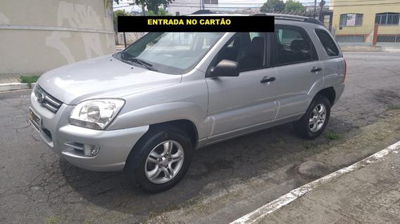 Financiamento Com Score Baixo Kia Sportage Automatica