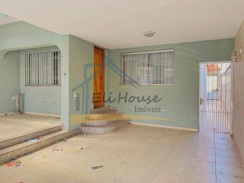 Eli House Imóveis - 26326-j | Casa Térrea Com Edícula - 292m² - Vila Bastos, Santo André/sp - Ca00189 - 69286265