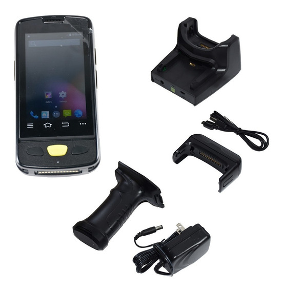Coletor Leitor Dados Android Wifi 3g Chainway C4000