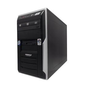 Gabinete Diebolde Processador Intel Core 2 Duo E7400 Ram 2gb