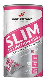 Slim Definition Pro-f 30 Sachês Bodyaction