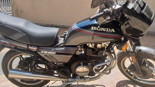 Honda Cb 450 Dx 1988