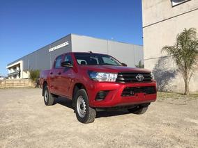 Toyota Hilux Dx Doble Cabina 2018 0km