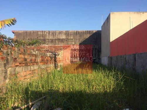 Imagem 1 de 21 de Terreno À Venda, 158 M² Por R$ 80.000,00 - Estância Balneária De Itanhaém - Itanhaém/sp - Te0283
