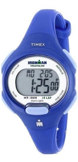 Relojes Deportivos,reloj Timex T5k784 Azul