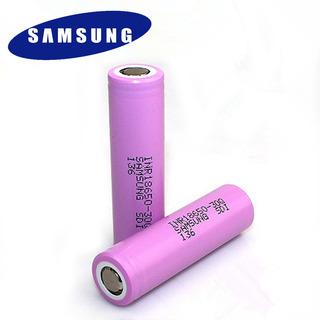 Baterías Samsung 18650 100% Originales Para Vaporizadores