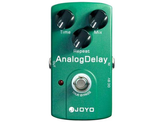 Pedal De Delay Joyo Jf-33 Analog Delay - Envio Em 24 Horas