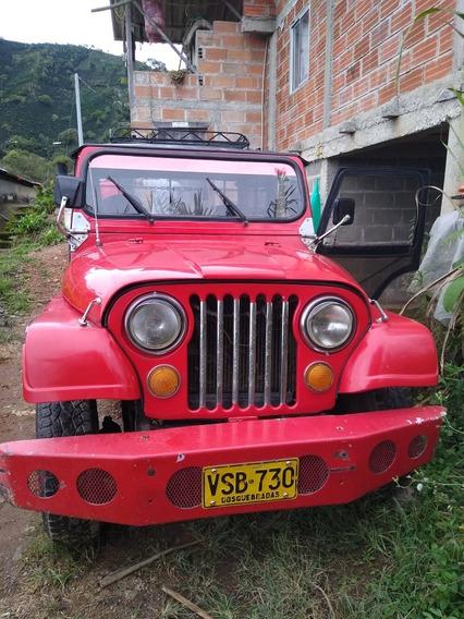 Jeep Cj Vendo Jeep